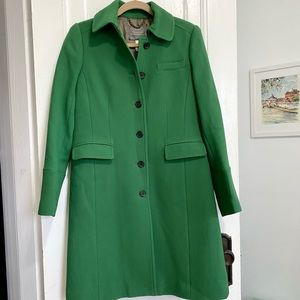J. Crew | Double Cloth Metro Coat with Thinsulate